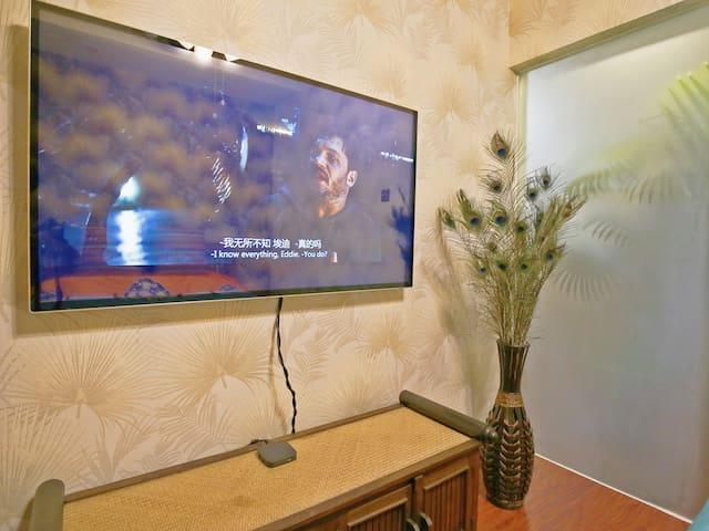 东南亚印象—云南昆明北市区核心商业区北京路地铁站口东南亚泰国民族风格精致公寓套房