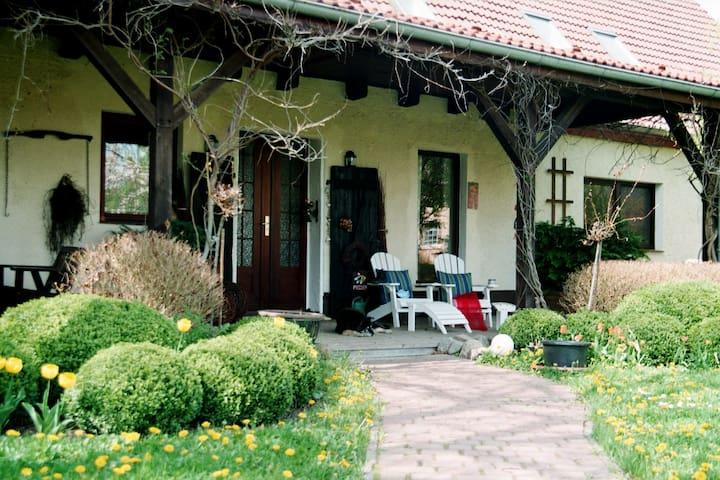Chambre/Table d'hôtes in der deutschen Toskana