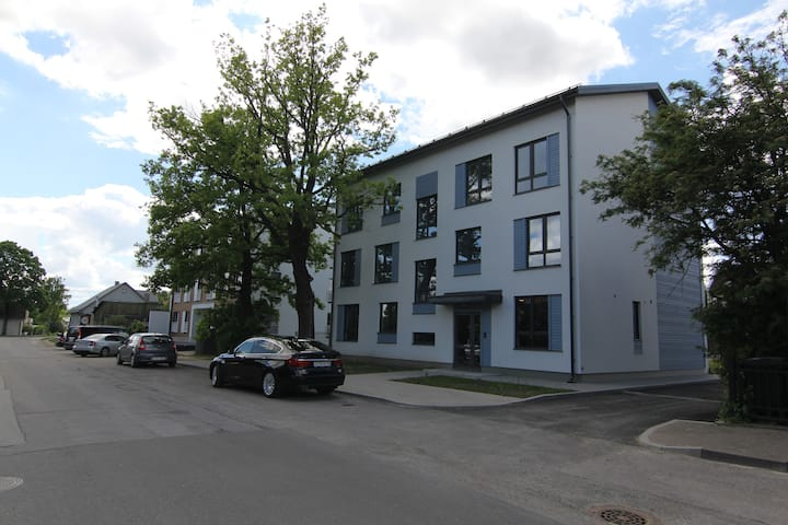 Studio apartment in Tartu