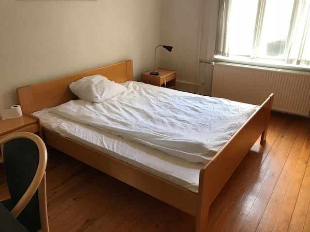 Very close to city center. Safe, cozy cheap place2