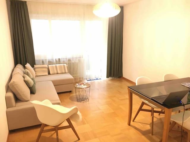 Private Apartment in ZH Seefeld