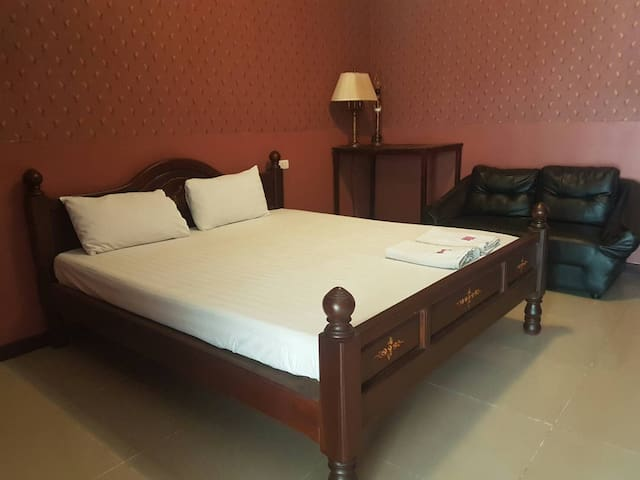 Comfortable room at Chaiyapreuk - Pak Kret