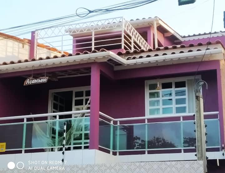 Casa de veraneio -  ACONCHEGO