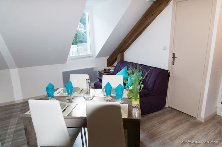 Le Sancy - Le Mont-Dore - Apartment