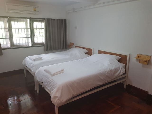 Baan Navi #6 (2single beds)