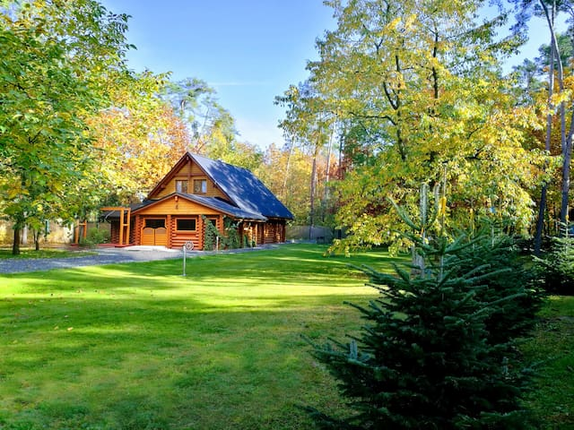 UNFORGETTABLE RELAXATION ON FOREST VILLAGE KERSKO!