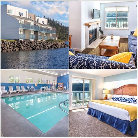 2 Bedroom Loft Wyndham Discovery Bay - Port Townsend - Apartemen