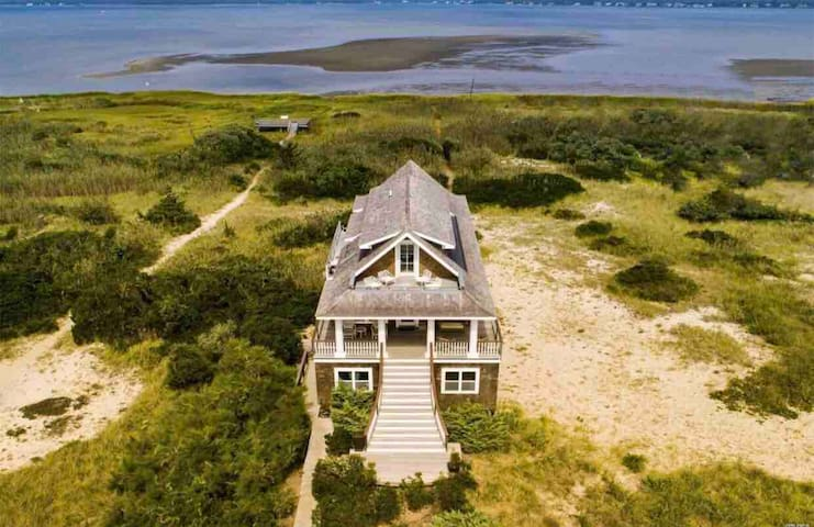 Westhampton  Beach Dune Rd Newsday  top 5 Airbnb R