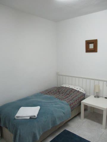 Habitación individual 4 (planta -1)