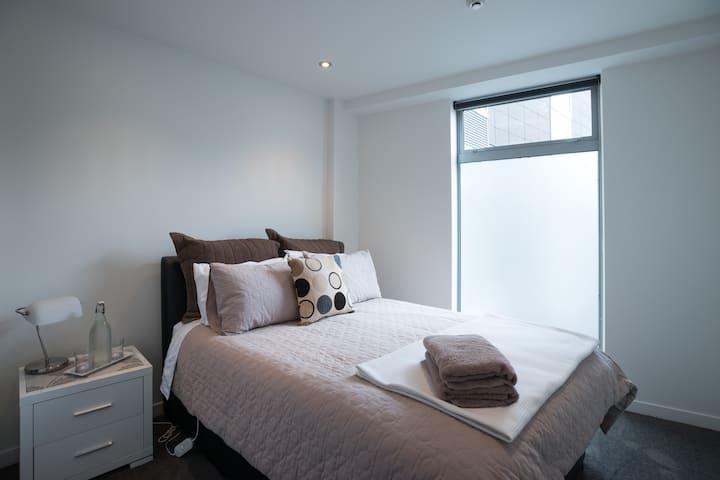 Wellington central city - apartment