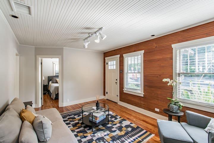 Living Room / Reverse View