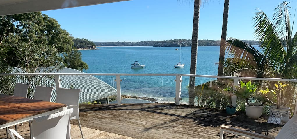 Bundeena waterfront secluded beach