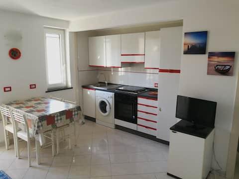 Appartamento indipendente in pieno centro