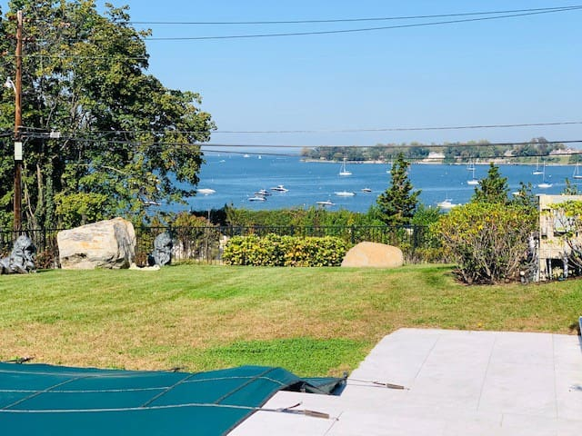 Kings Point Great Neck Magnificent Waterview Villa