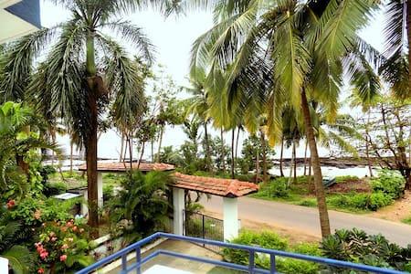 Beach Front 3bhk Independent Villa - Nerul