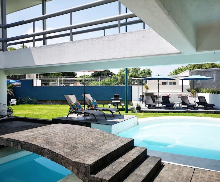 Suites de diseño contemporáneo en Cuernavaca (3)