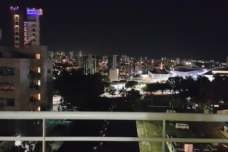 Um quarto aconchegante - Manaus - Apartamento