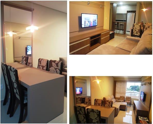 Apartamento Lindo e Aconchegante em Tramandaí