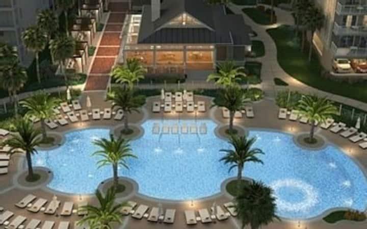 Newly Renovated Hilton Head Beachside Villa