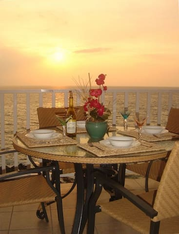 OCEANFRONT CONDO at Sea Village (Dolphin House)
