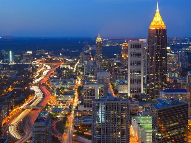 One of my property in the heart downtown Atlanta