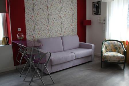 studio spacieux au coeur de montbazon - Montbazon - Apartamento