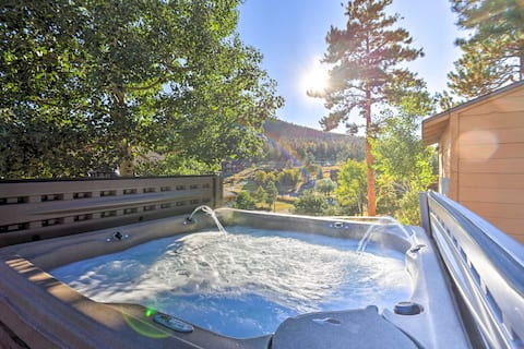 New  The Mountain Retreat at Evergreen   King bed