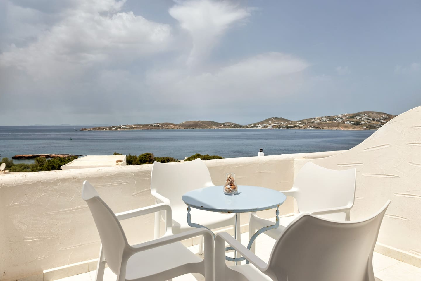 ROOM TERRACE WITH PANORAMIC SEA VIEW