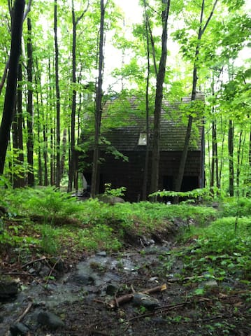 Charming house in Green Mountain National Park - Rochester - Huis