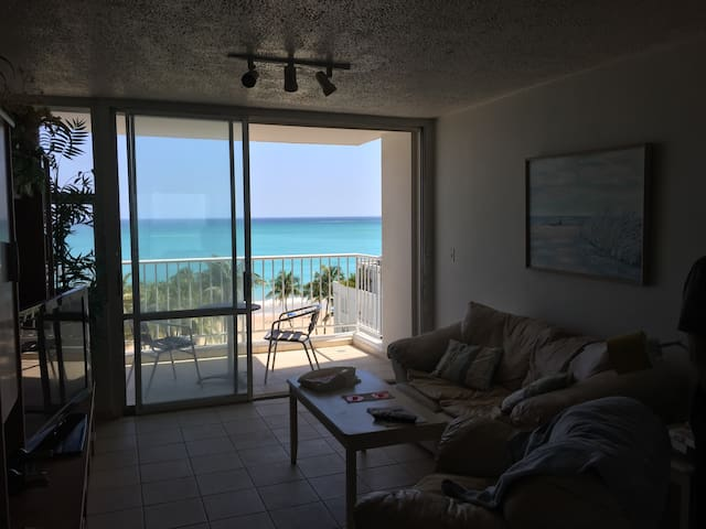¡¡Stunning Beach Front Ocean View 1BR Apt!! - Carolina - Apartment