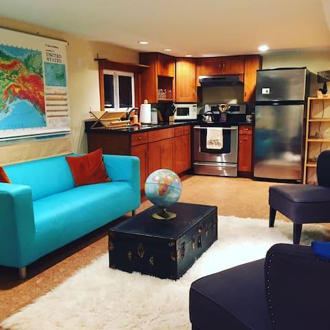 Wallingford Getaway - Seattle - Apartment