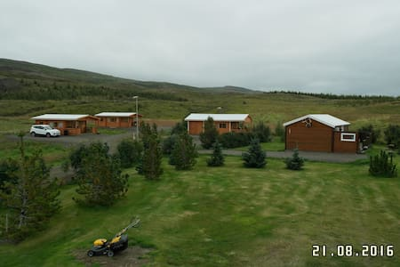 Cottage with beautiful surronding4 - Egilsstaðir - Zomerhuis/Cottage