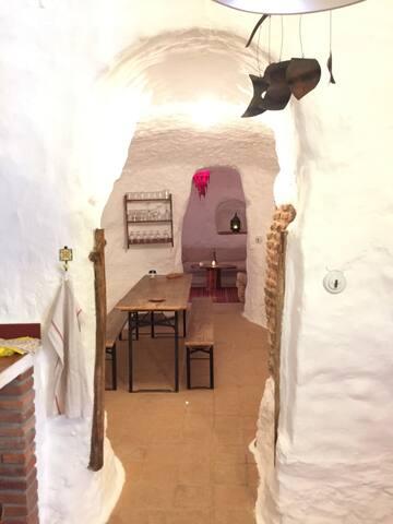 Casa Cueva Rustica CoXa