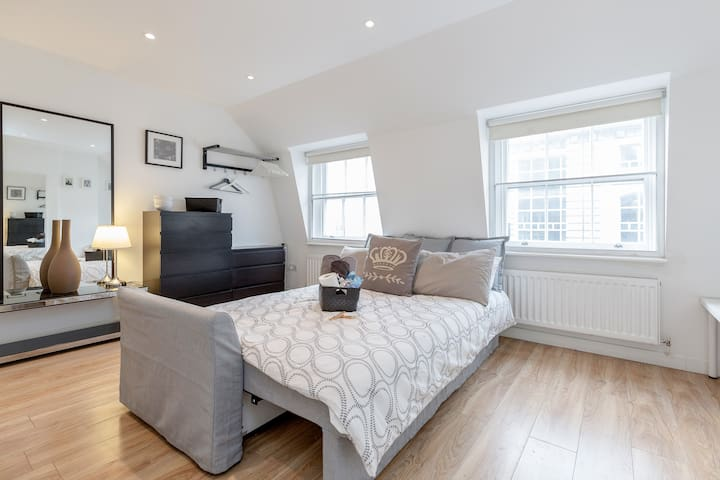 Piccadilly Circus 4.4 Studio Room With Kitchen