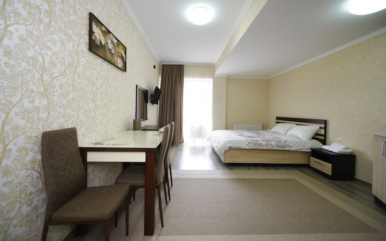 Studio apartment for a wonderful stay in Chisinau3