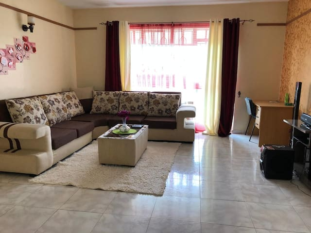 Homely,spacious 2 bedroom apartment in Westlands