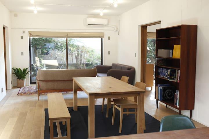 2 bedroom in Nakameguro - Meguro-ku - Apartment