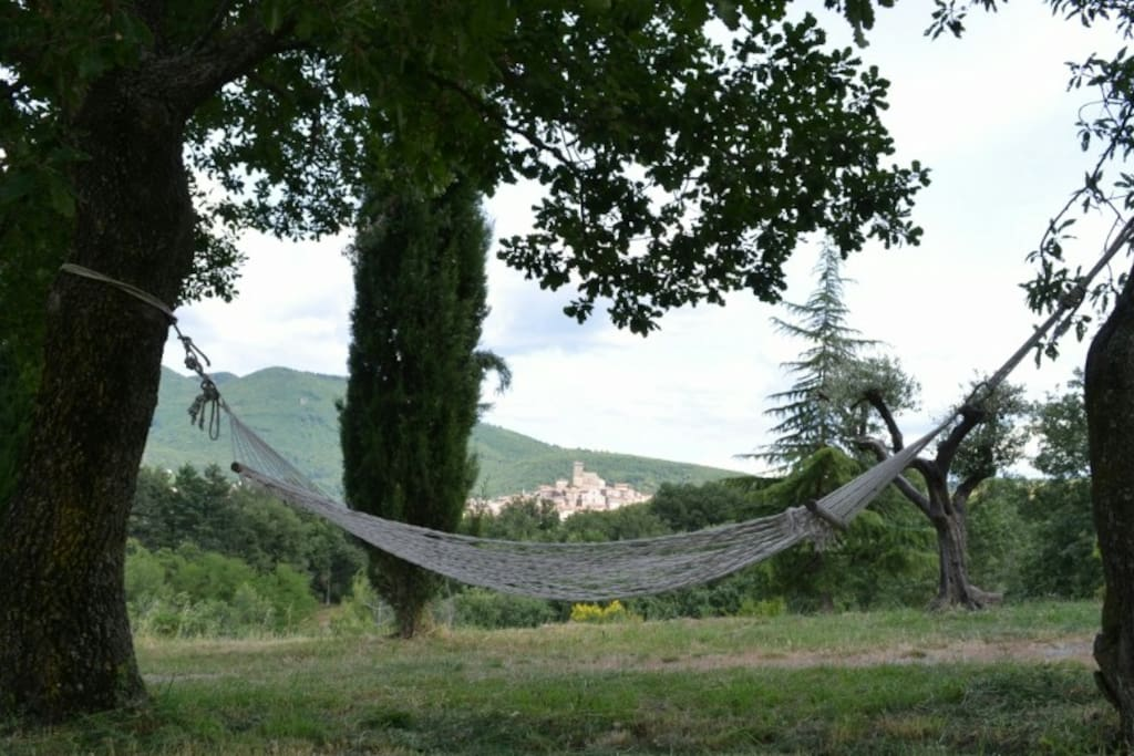 Relax con panorama