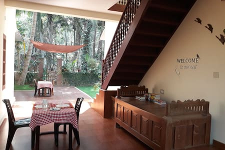 Ivory Coast'e . Bed & Breakfast