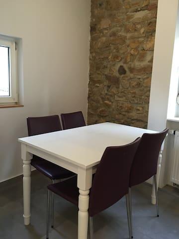 Möblierte 2 Zimmer Wohnung nahe EBS - Oestrich-Winkel - Osakehuoneisto