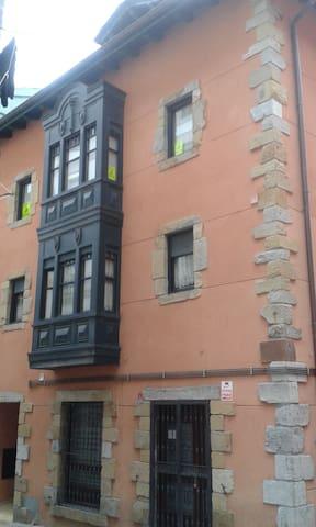 DUPLEX 120m2_4 PERSONAS_CENTRICO_calle peatonal - Bermeo - Apartemen