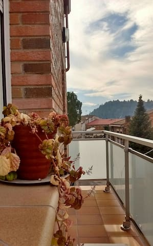Apartment in central Catalonia - El Pont de Vilomara - Квартира