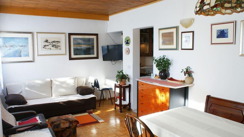 Apartment near Cerknica Lake
