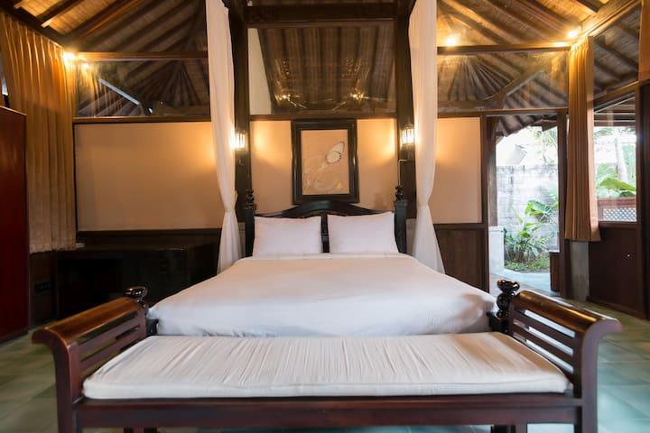 Puri Bali House (Bapak Taman) - Ubud - House