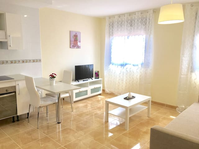 New & Modern Apartment (Wifi Free) - Puerto del Rosario - Wohnung