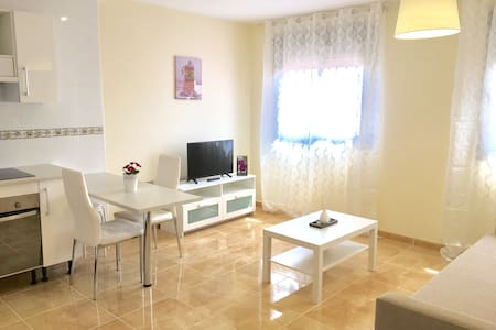 New & Modern Apartment (Wifi Free) - Puerto del Rosario - Appartement