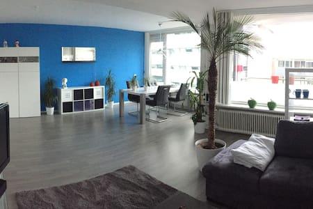 Ruim Appartement, veel licht, FREE-WIFI - Apeldoorn - Pis