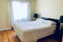 Sunny, Clean & Spacious (short-long term booking)