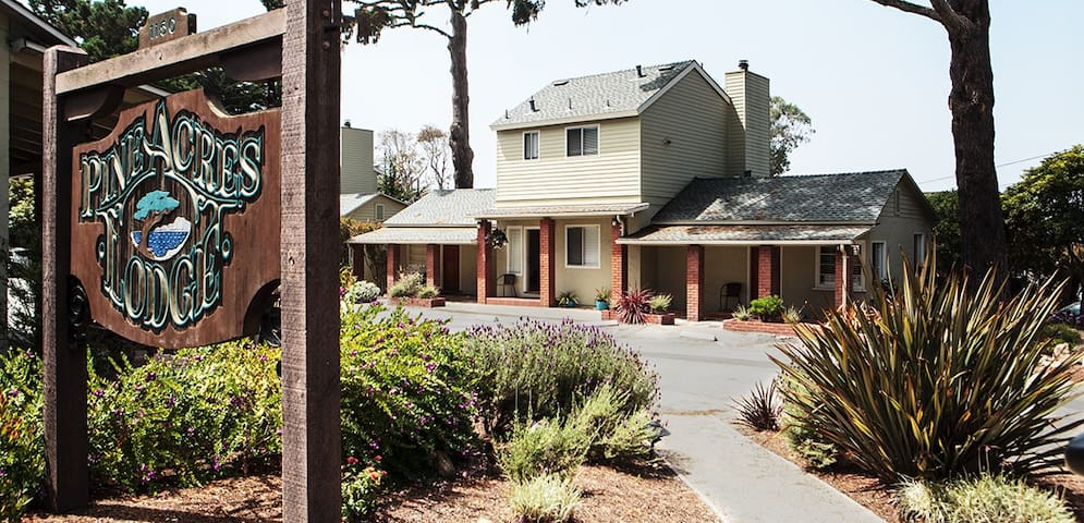 PRE CHRISTMAS SPECIAL! Great Townhouse near Beach! - Pacific Grove - Huoneisto
