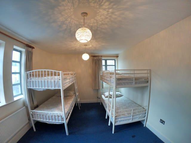 female dormitory  near King's Cross Station 1